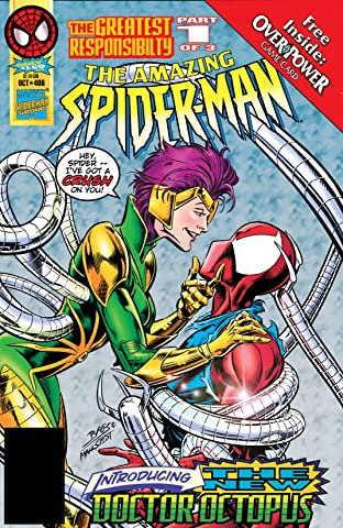 Amazing Spider-Man (1963-1998) #406