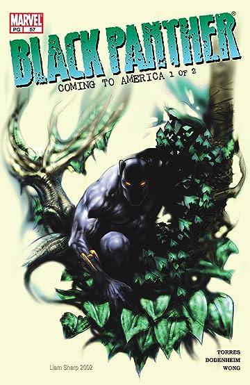 Black Panther (1998-2003) #57