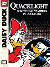 Quacklight: Bewitching Vampires in Duckburg