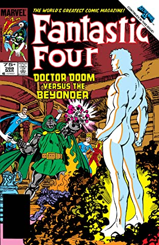 Fantastic Four (1961-1998) #288