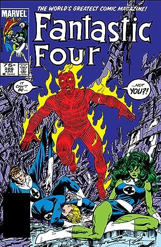 Fantastic Four (1961-1998) #289