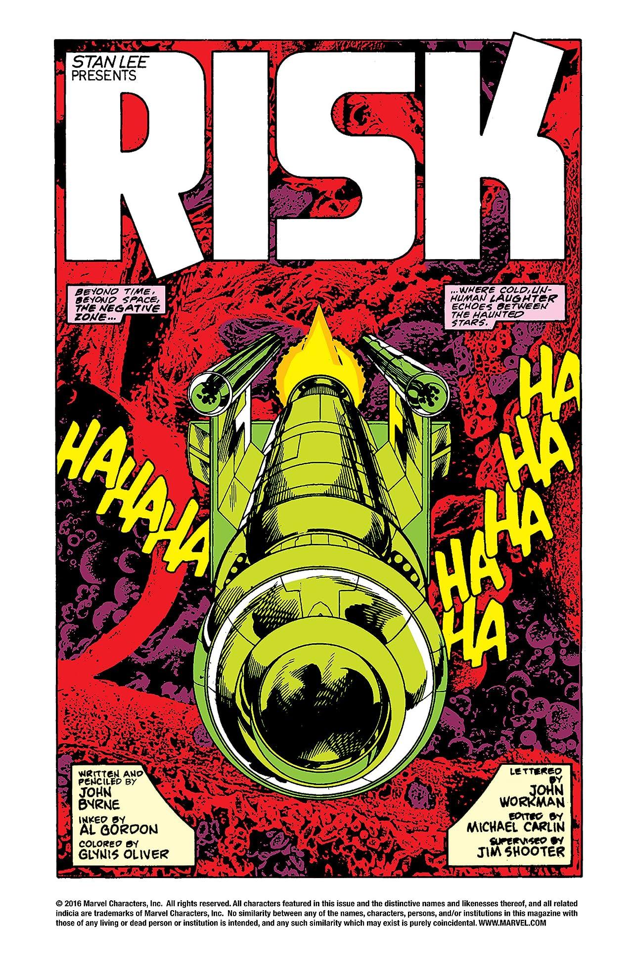 Fantastic Four (1961-1998) #290