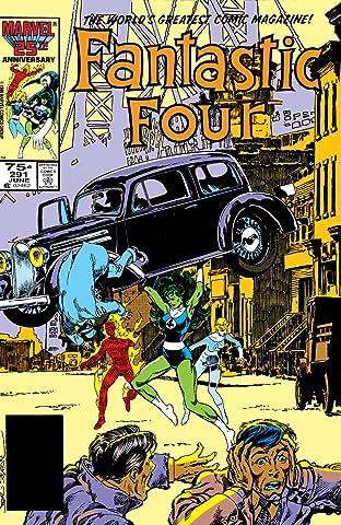 Fantastic Four (1961-1998) #291