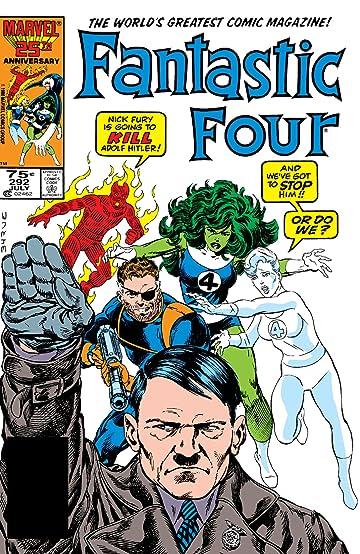 Fantastic Four (1961-1998) #292