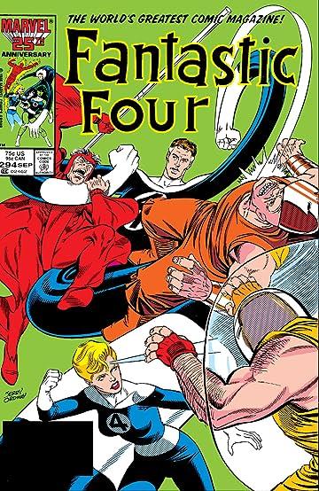 Fantastic Four (1961-1998) #294