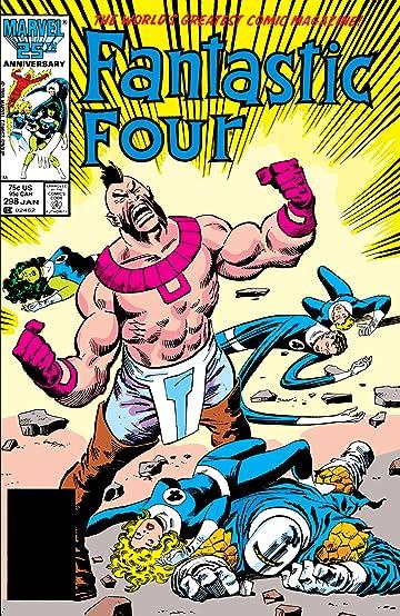 Fantastic Four (1961-1998) #298