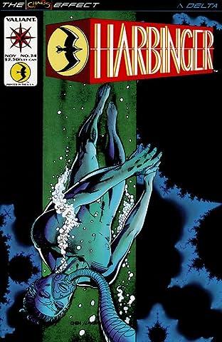 Harbinger (1992-1995) #34