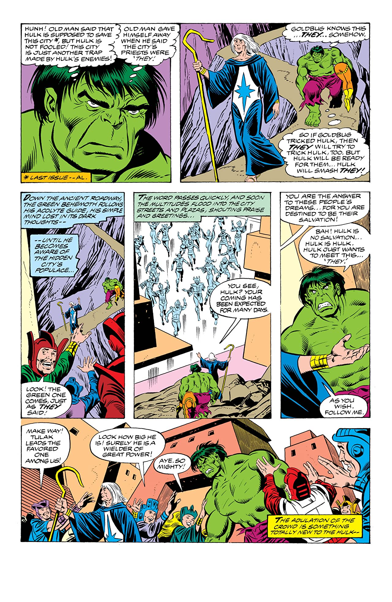 Incredible Hulk (1962-1999) #240