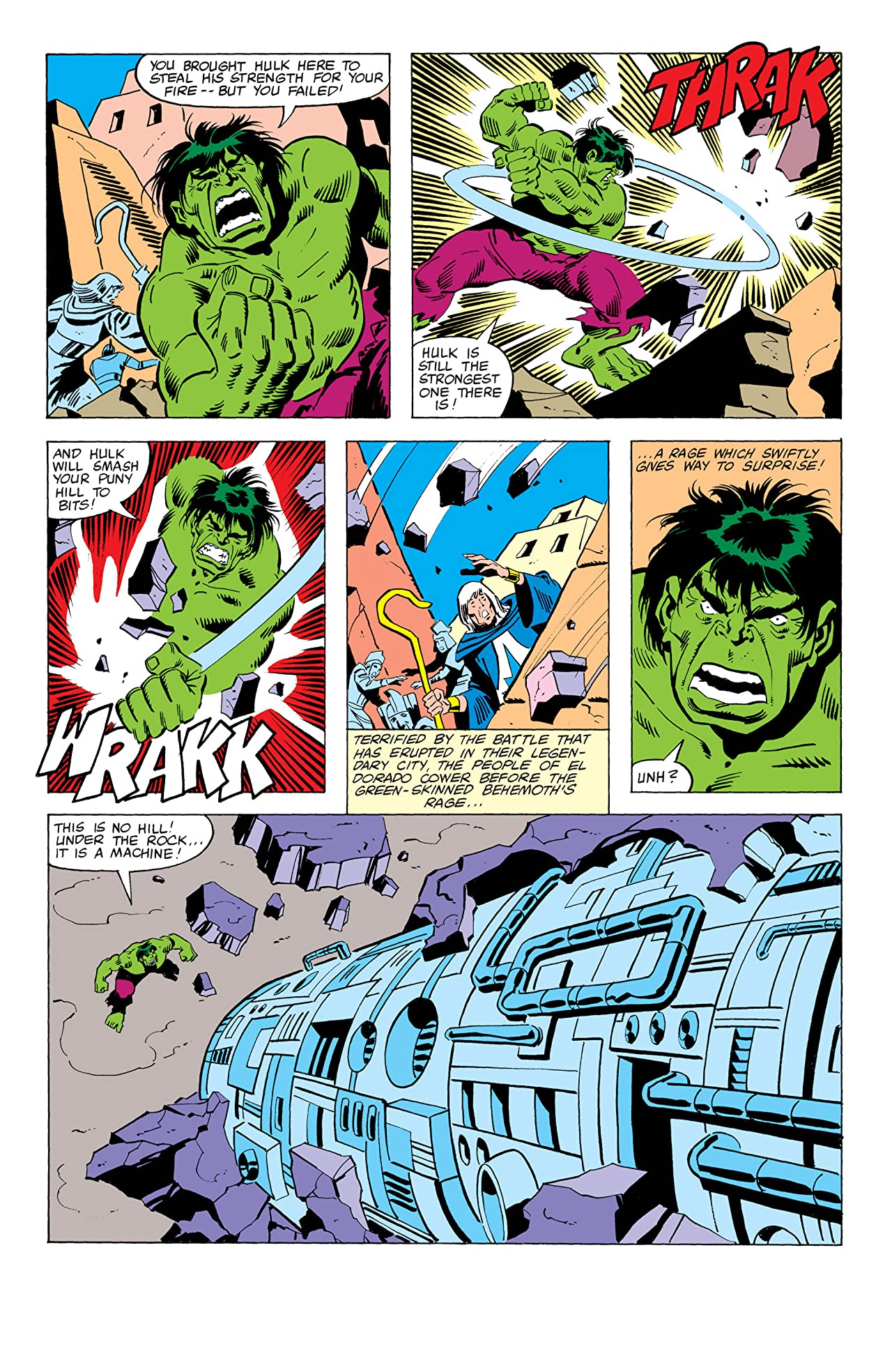 Incredible Hulk (1962-1999) #242