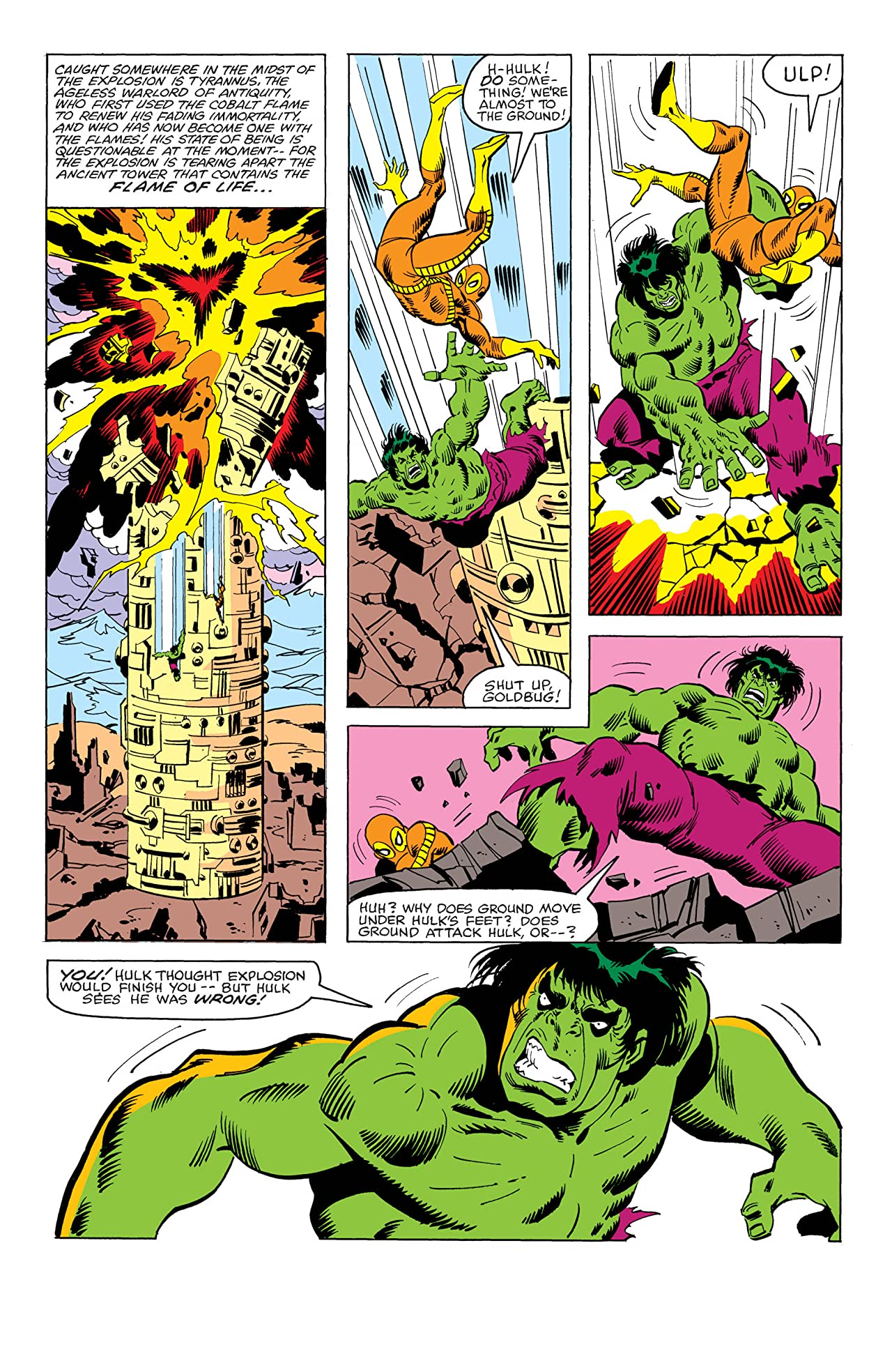 Incredible Hulk (1962-1999) #243