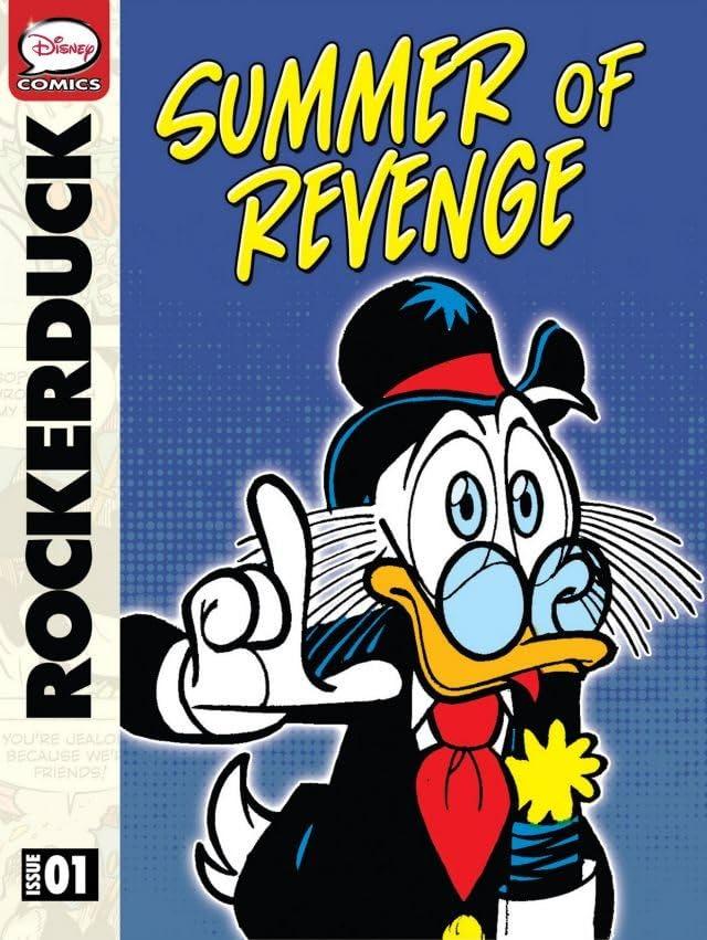 Rockerduck and the Summer of Revenge