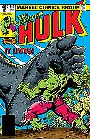 Incredible Hulk (1962-1999) #244