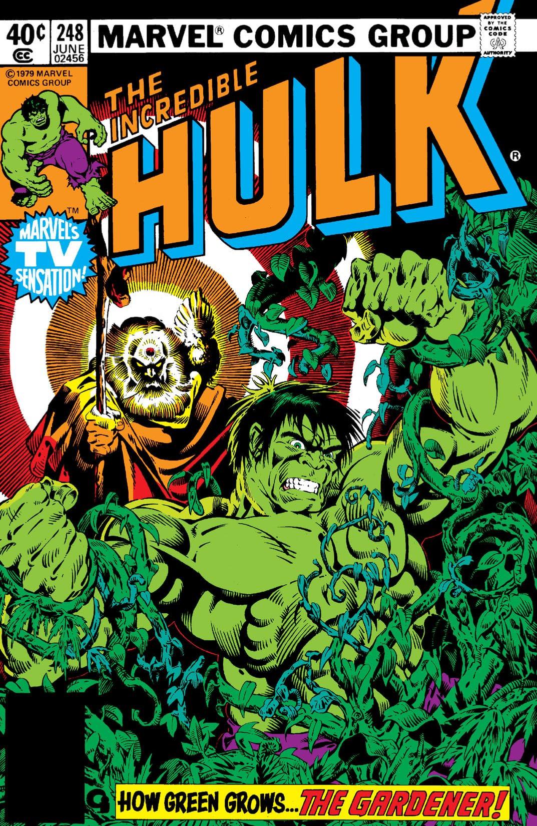 Incredible Hulk (1962-1999) #248