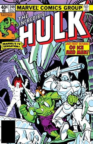 Incredible Hulk (1962-1999) #249