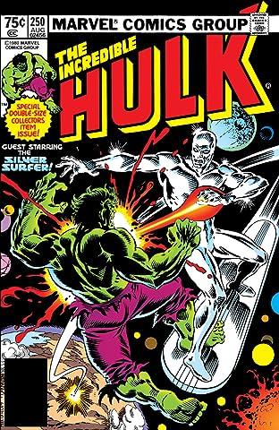 Incredible Hulk (1962-1999) #250