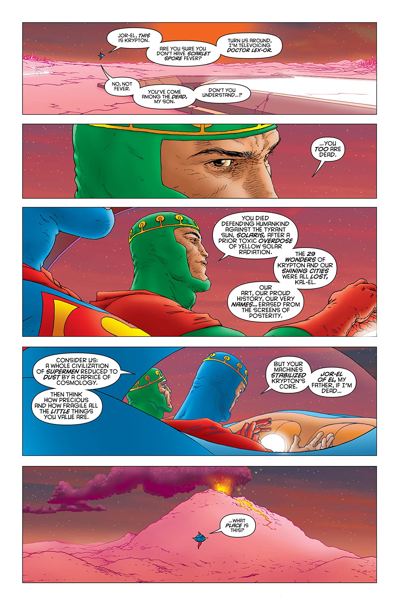 All Star Superman #12