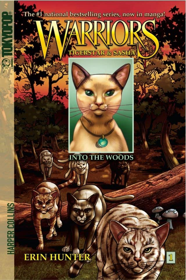 Warriors: Tigerstar & Sasha Vol. 1: Into the Woods