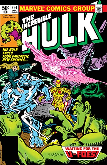 Incredible Hulk (1962-1999) #254