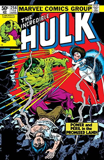 Incredible Hulk (1962-1999) #256