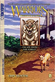 Warriors: Tigerstar & Sasha Vol. 2: Escape from the Forest