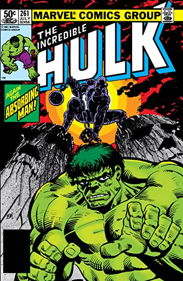 Incredible Hulk (1962-1999) #261
