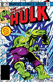 Incredible Hulk (1962-1999) #262