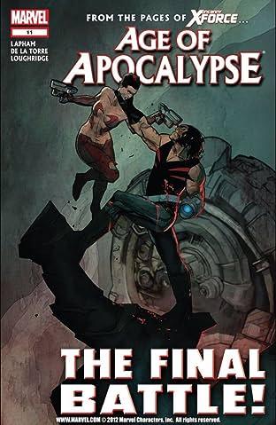 Age of Apocalypse (2012-2013) No.11