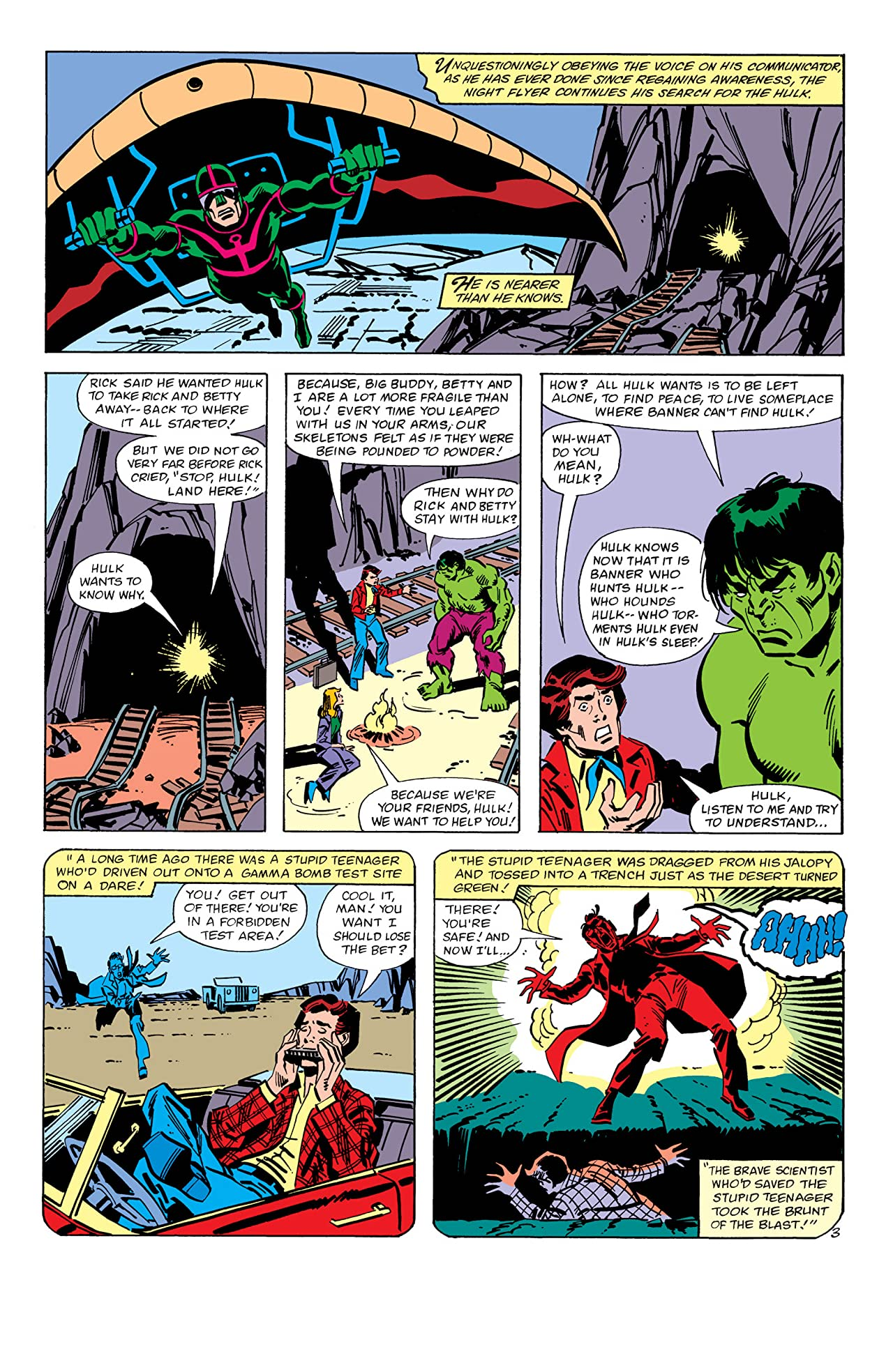 Incredible Hulk (1962-1999) #264