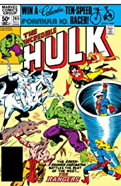 Incredible Hulk (1962-1999) #265