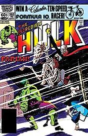 Incredible Hulk (1962-1999) #268