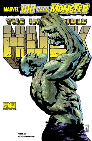 Incredible Hulk (1999-2008) #33