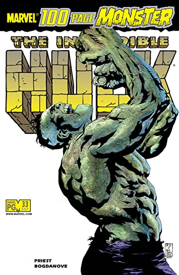 Incredible Hulk (1999-2007) #33