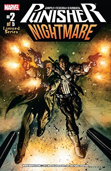 Punisher: Nightmare #2 (of 5)