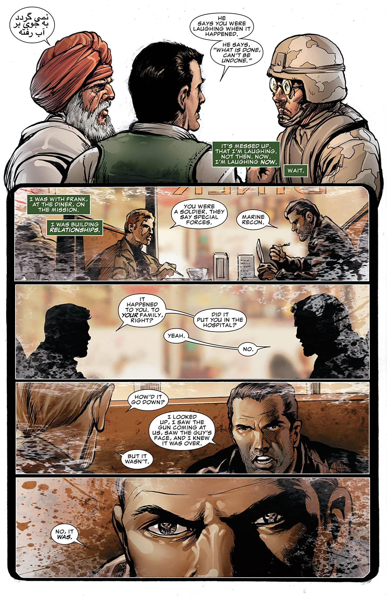 Punisher: Nightmare #2 (of 5)