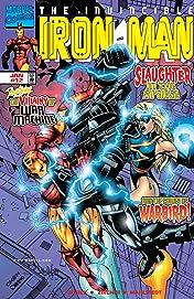 Iron Man (1998-2004) #12