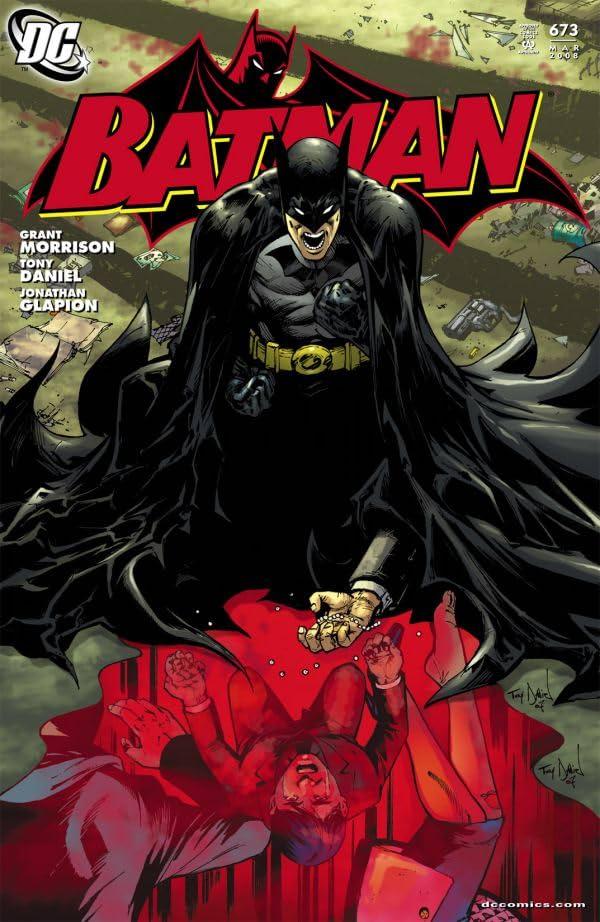 Batman (1940-2011) #673