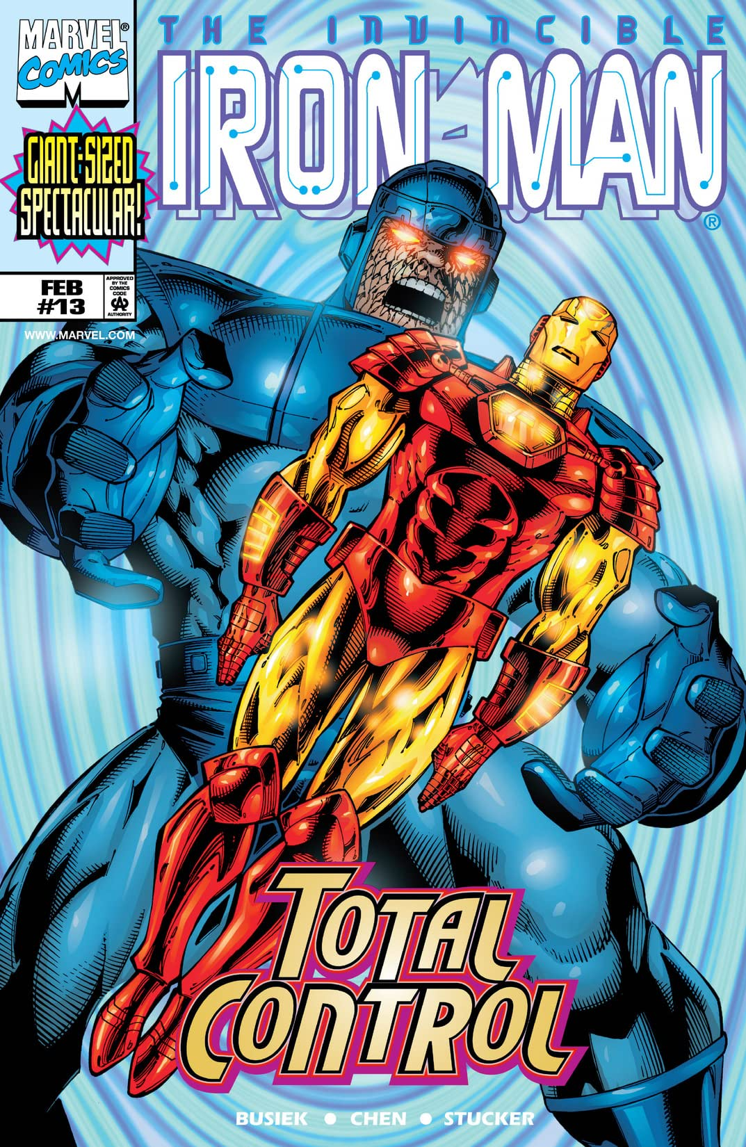 Iron Man (1998-2004) #13