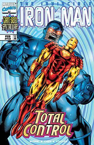 Iron Man (1998-2004) No.13