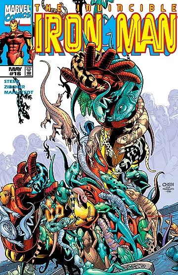 Iron Man (1998-2004) #16
