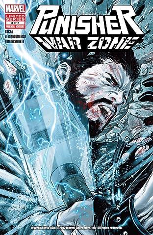 Punisher: War Zone #3 (of 5)
