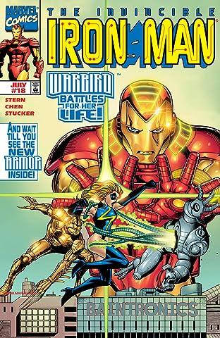 Iron Man (1998-2004) #18