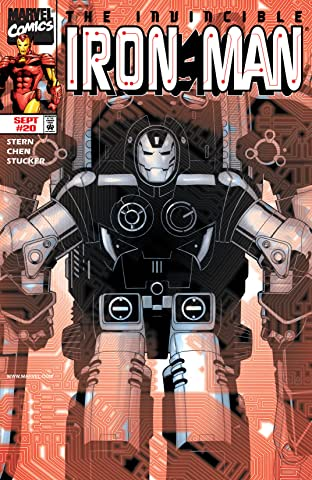 Iron Man (1998-2004) #20