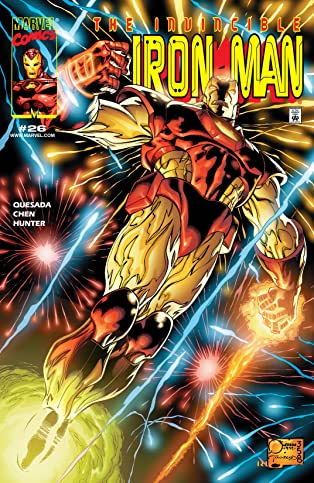 Iron Man (1998-2004) #26