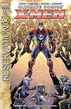 Ultimate Comics X-Men No.21