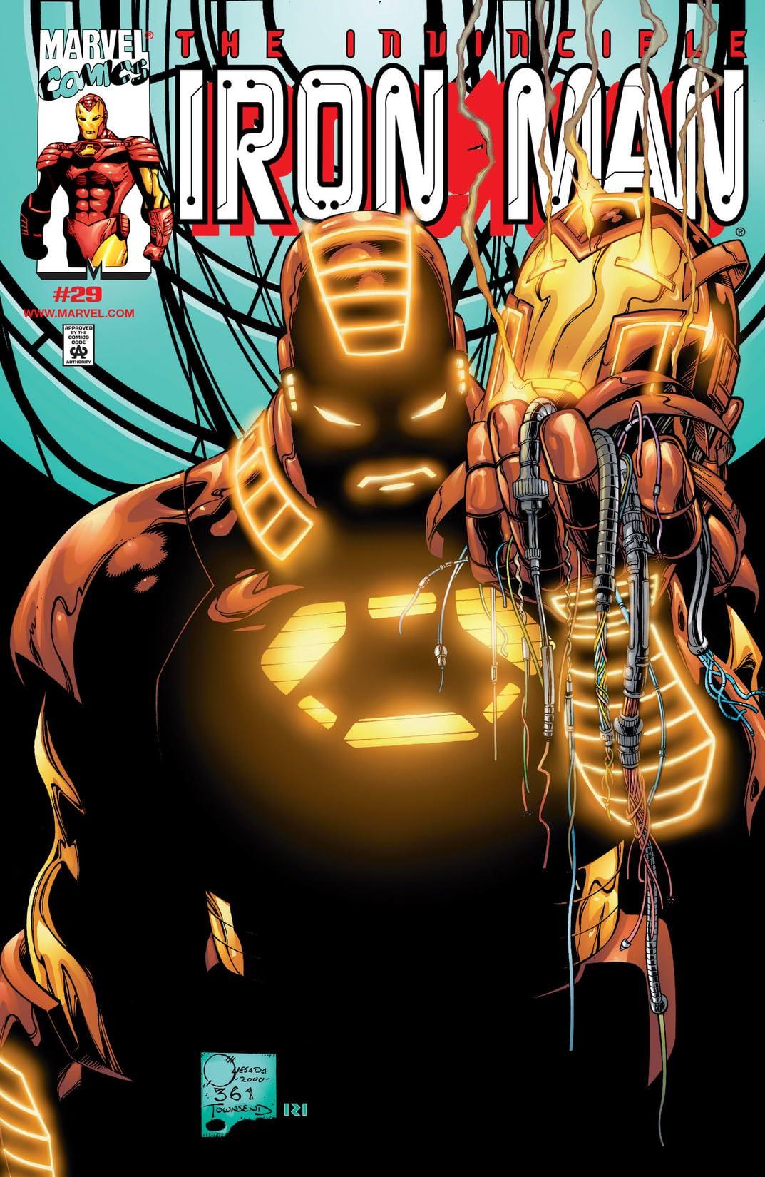 Iron Man (1998-2004) #29