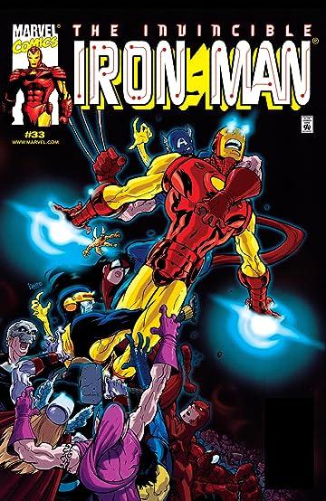 Iron Man (1998-2004) #33