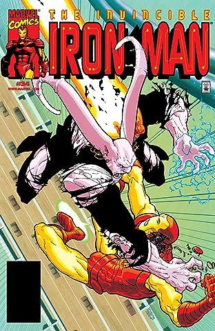 Iron Man (1998-2004) No.34