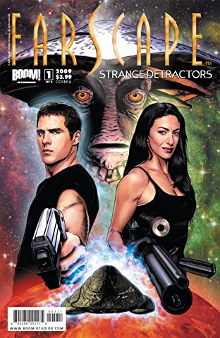 Farscape Vol. 2: Strange Detractors #1 (of 4)
