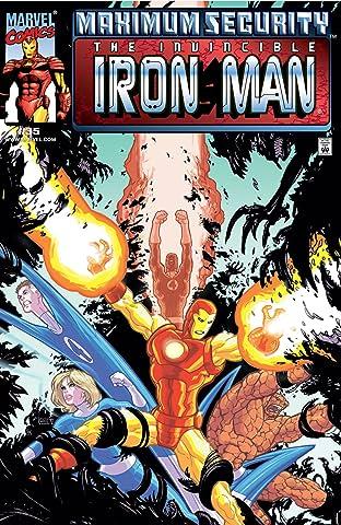 Iron Man (1998-2004) #35