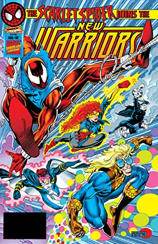 New Warriors (1990-1996) #62